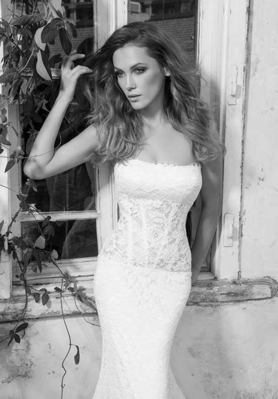 LOVE by Pnina Tornai for Kleinfeld 33243304 Mermaid Wedding Dress