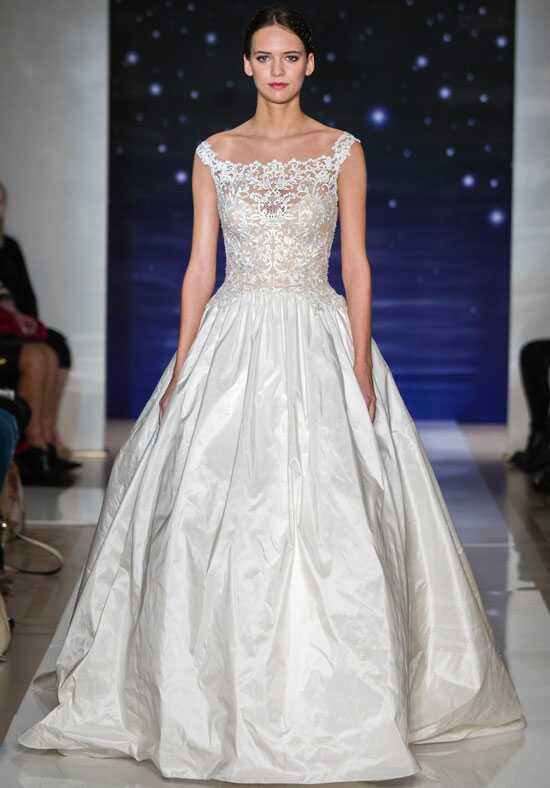 Reem Acra She's Getting Married Wedding Dress photo