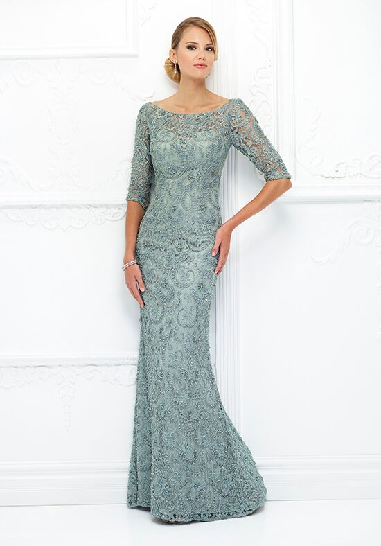 Ivonne D. 118D06 Green Mother Of The Bride Dress