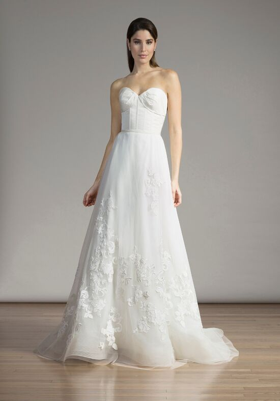 LIANCARLO 6858 A-Line Wedding Dress