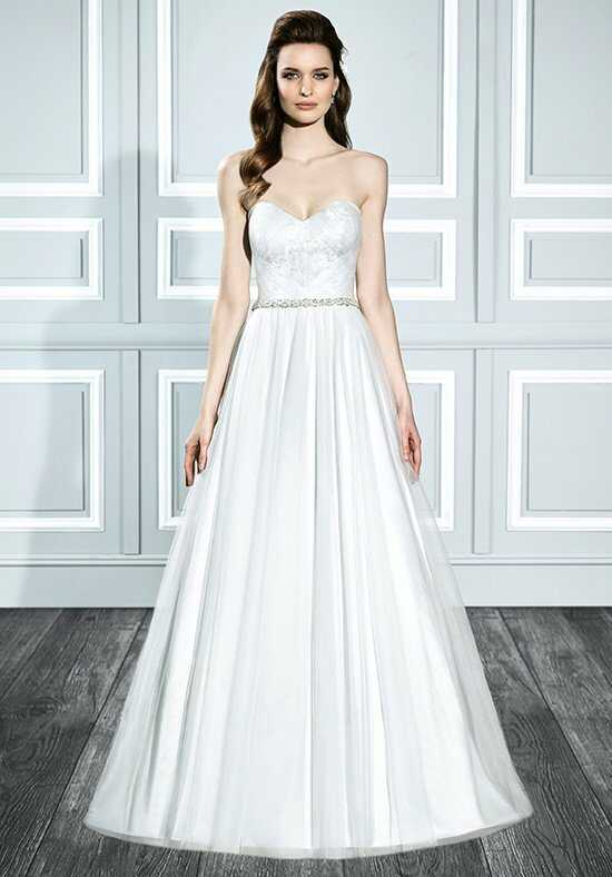 Moonlight Tango T711 A-Line Wedding Dress