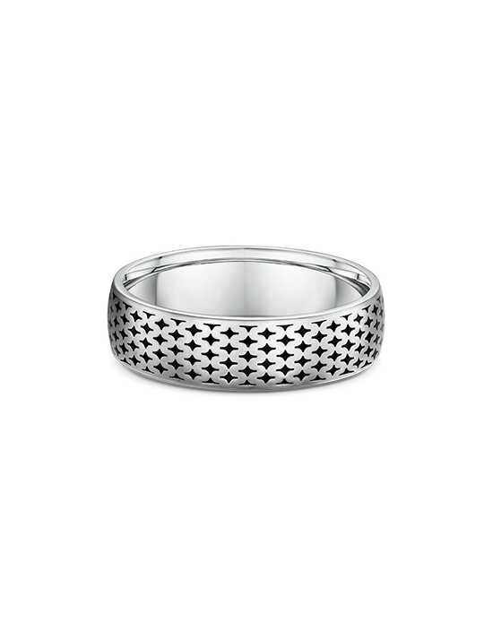 Platinum Jewelry Dora International Men's Wedding Band-205B00G Platinum Wedding Ring