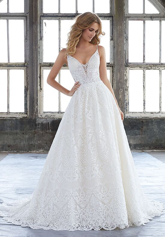 Morilee by Madeline Gardner Kasey/ 8204 A-Line Wedding Dress