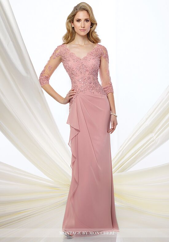 Montage mon cheri evening mother of the bride dress 114906 ...