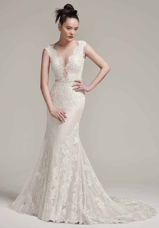 Sottero and Midgley Wyatt Sheath Wedding Dress