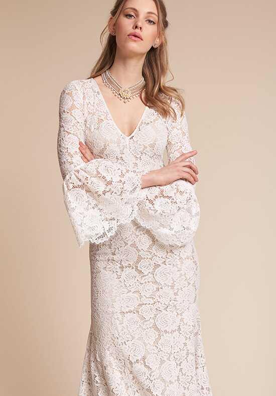 BHLDN Harbor Sheath Wedding Dress