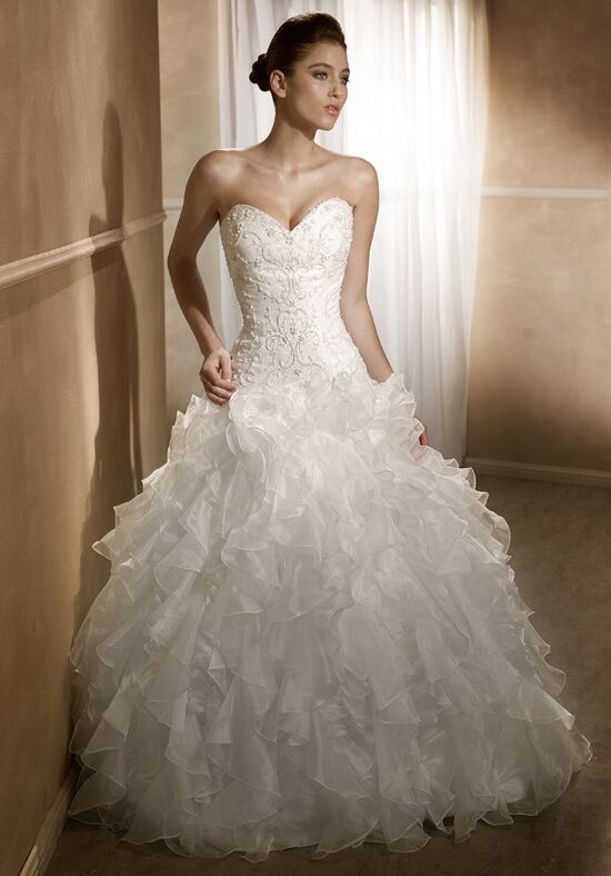 Mia Solano M1208L Wedding Dress - The Knot