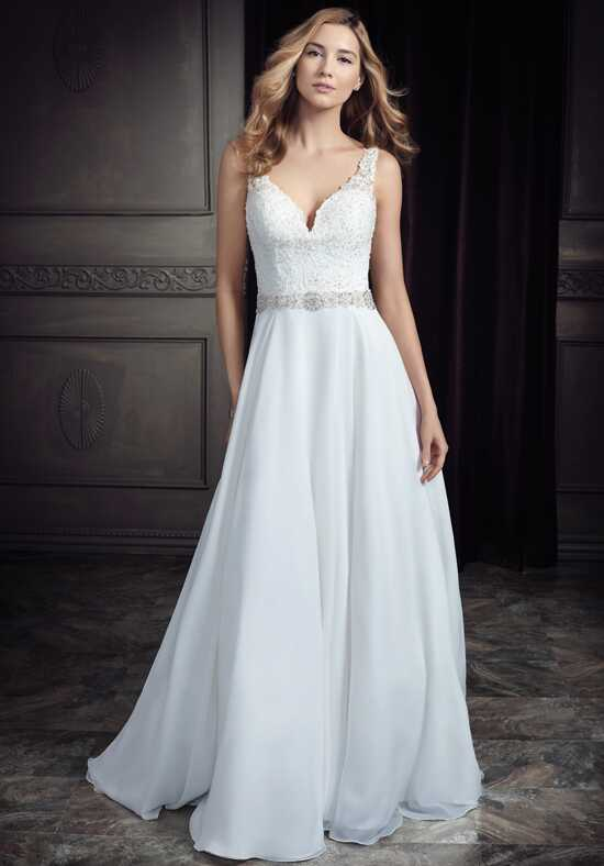Kenneth Winston: Ella Rosa Collection BE327 A-Line Wedding Dress