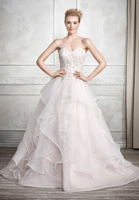 Kenneth Winston 1688 Ball Gown Wedding Dress