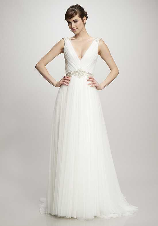 THEIA Clara A-Line Wedding Dress