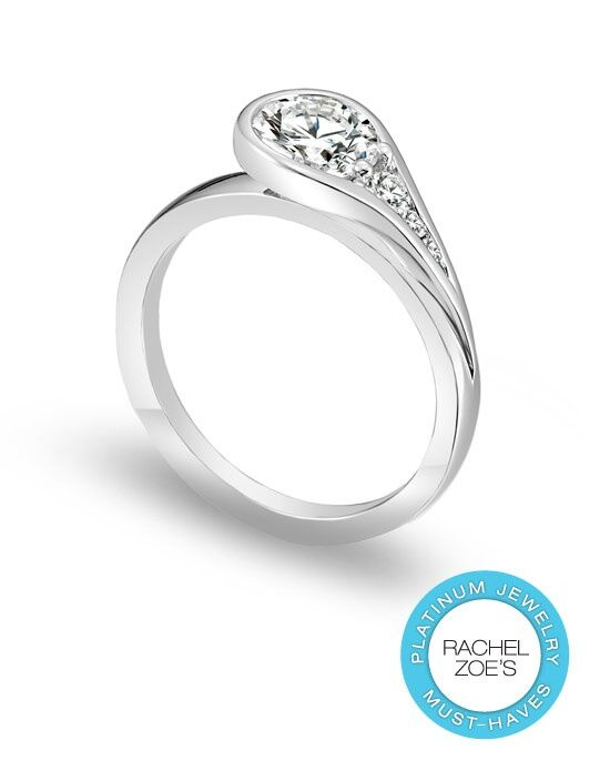 Deactive Rachel Zoes Platinum Must-Haves Sholdt Platinum Wedding Ring