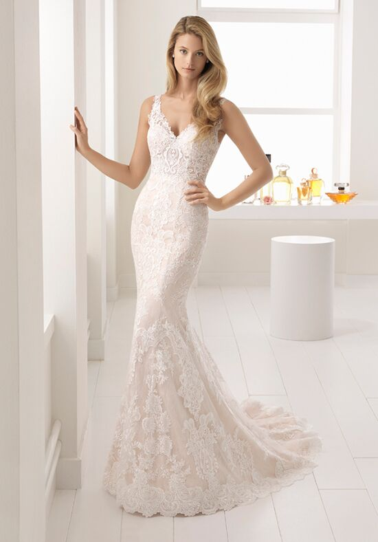 Aire Barcelona BALBOA Mermaid Wedding Dress