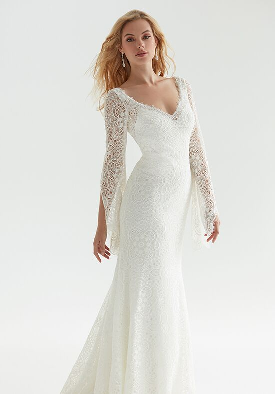 Madison James MJ419 Sheath Wedding Dress