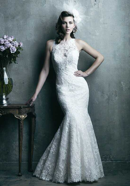 Allure Couture C280 Mermaid Wedding Dress