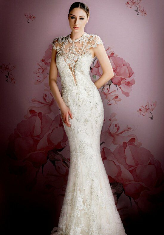 Ysa Makino KYM83 Mermaid Wedding Dress