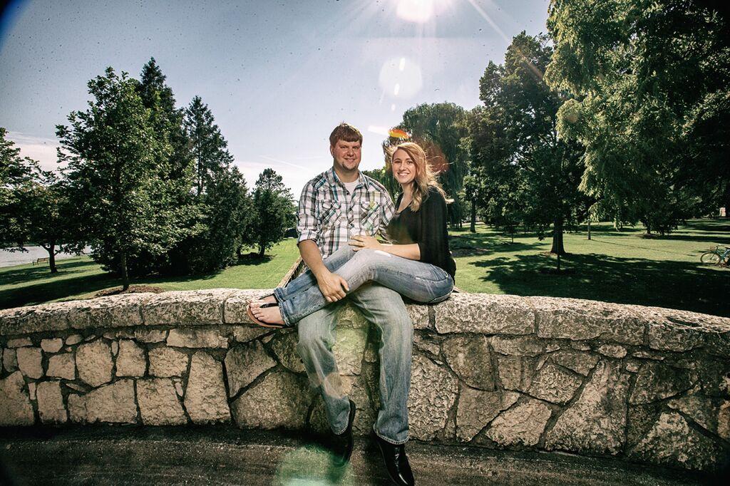 Jessica Gagne And Matthew Ballards Wedding Website