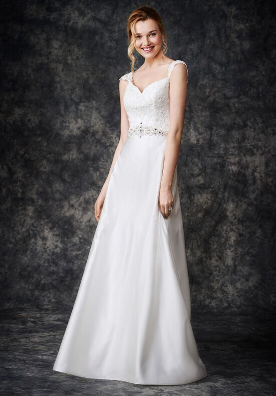 Kenneth Winston: Gallery Collection GA2267 A-Line Wedding Dress