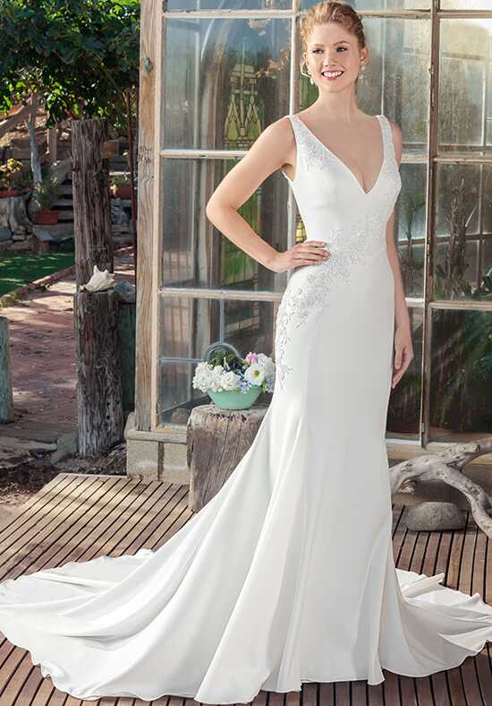 Beloved by Casablanca Bridal BL256 Brooke Mermaid Wedding Dress