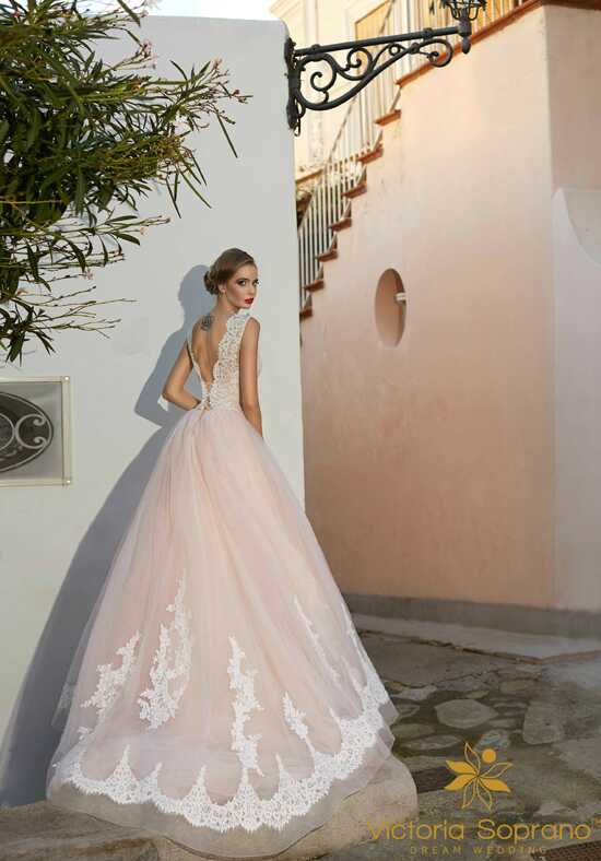 Capri Francesca A-Line Wedding Dress