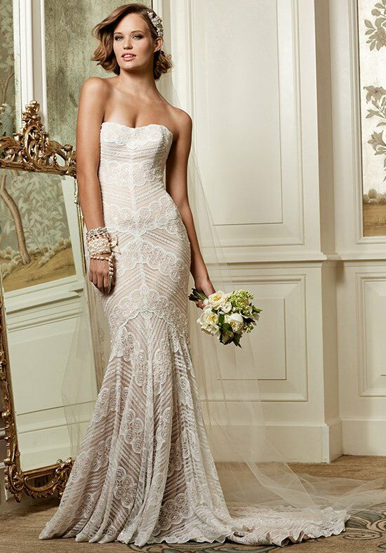 Wtoo Brides PIPPIN-13111 Mermaid Wedding Dress