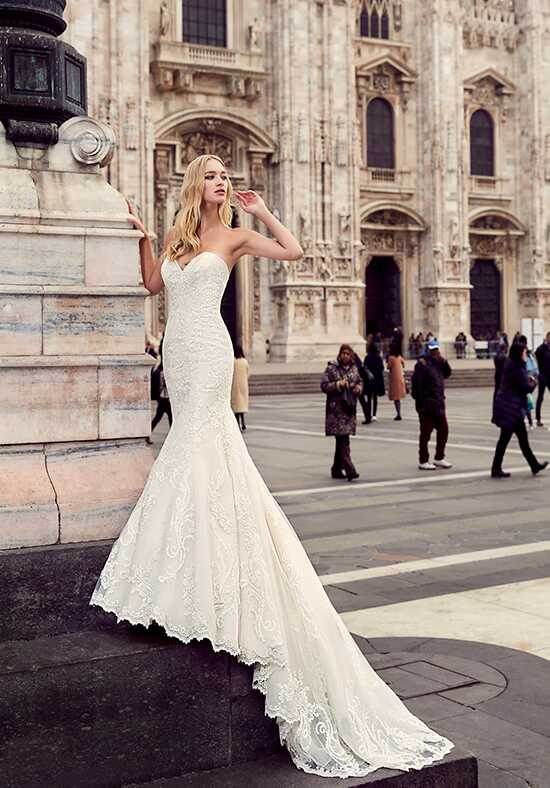 Eddy K MD196 Mermaid Wedding Dress