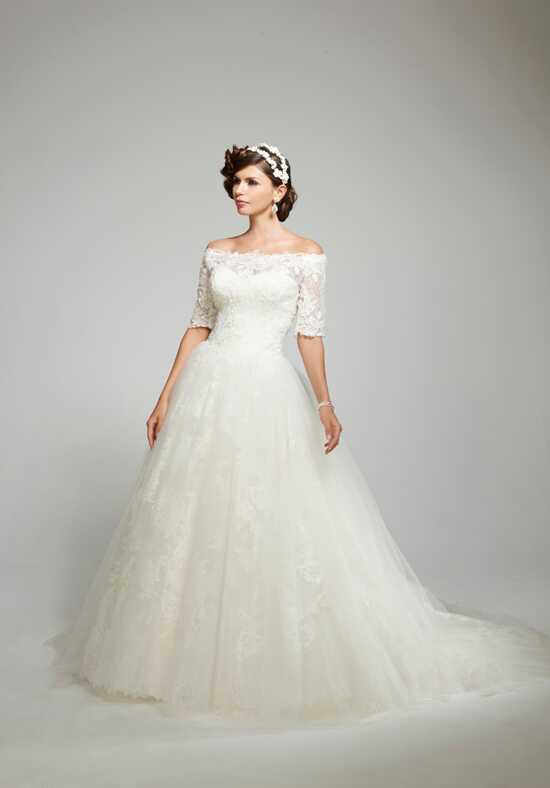 Matty by Matthew Christopher Constance Ball Gown Wedding Dress