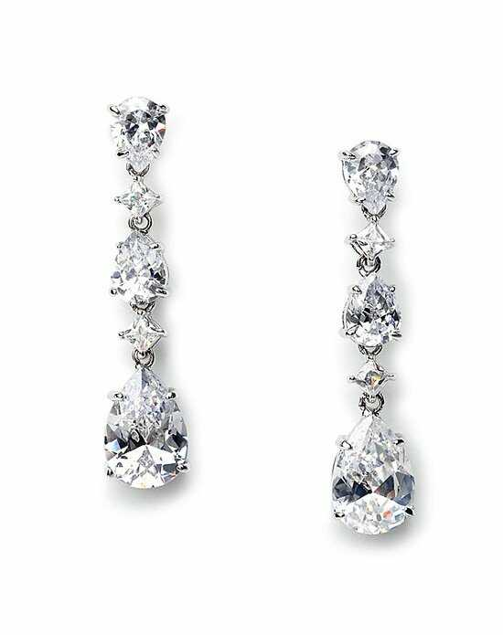 USABride Rachael CZ Earrings JE-686 Wedding Earring photo