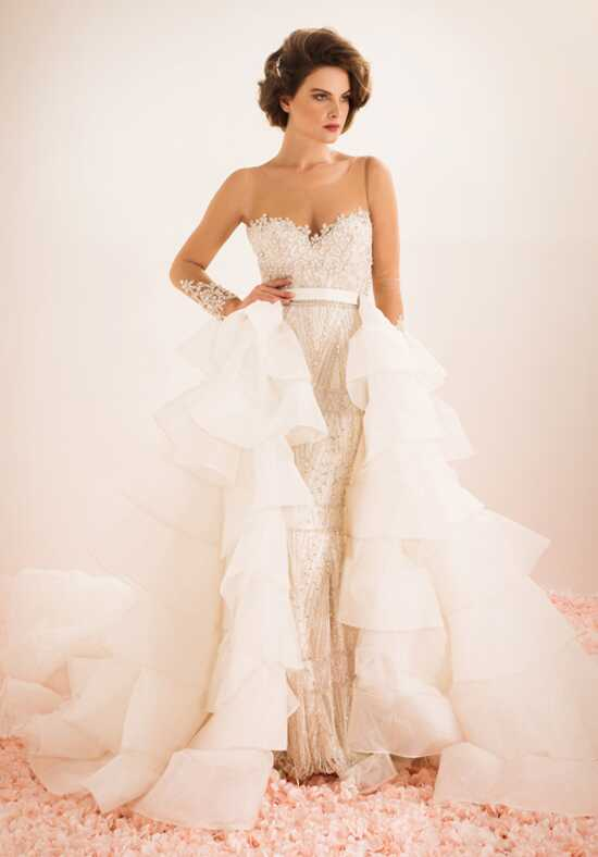 Ysa Makino KYM166 Sheath Wedding Dress