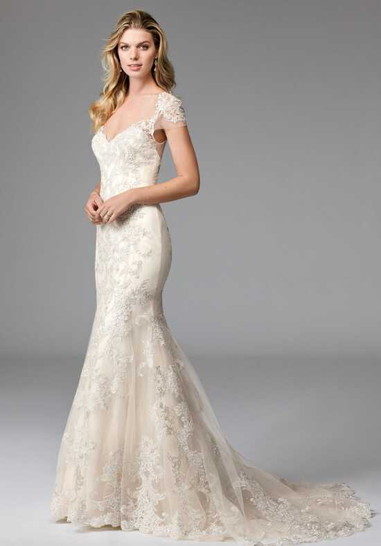 Wtoo Brides Sadie 17721 Mermaid Wedding Dress