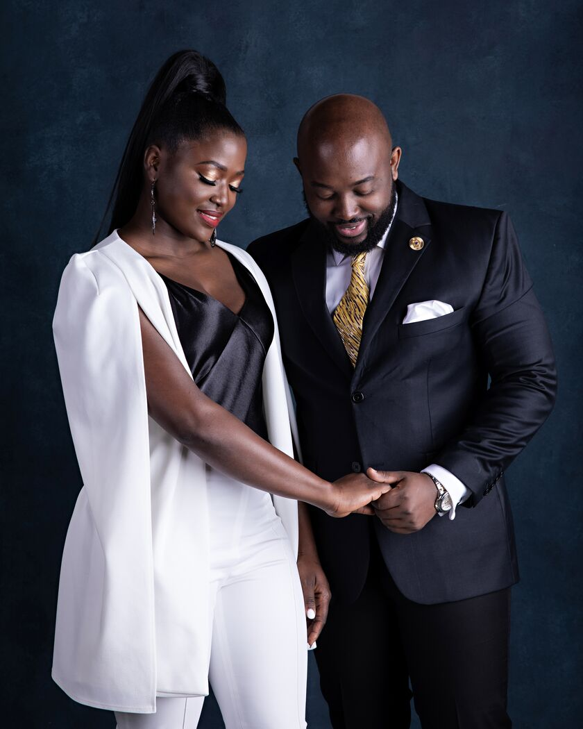 Mercy Asong And Njukang Asong's Wedding Website