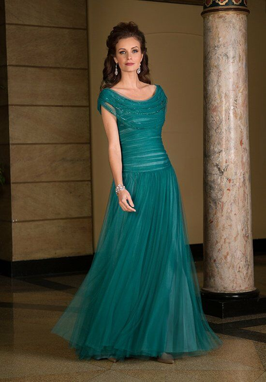 Jade Couture K168062 Green Mother Of The Bride Dress