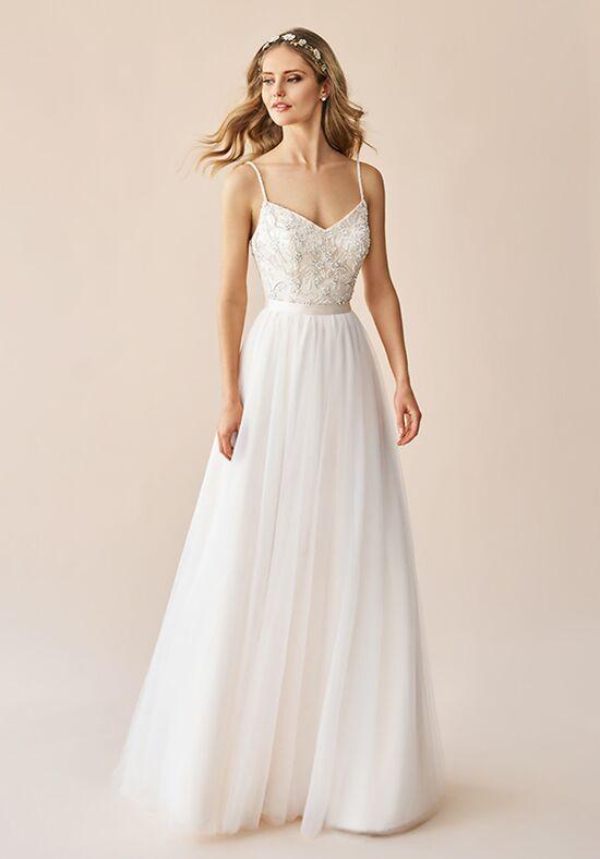 Simply Val Stefani S2053 Top S3063 Skirt Wedding Dress