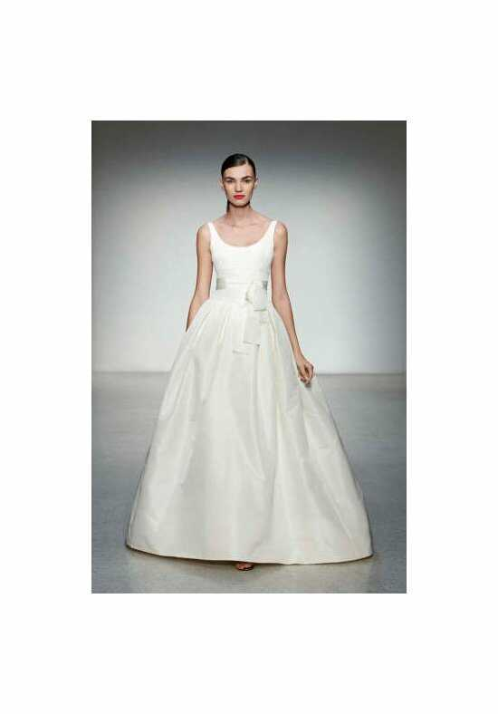 Amsale CHELSEA Ball Gown Wedding Dress