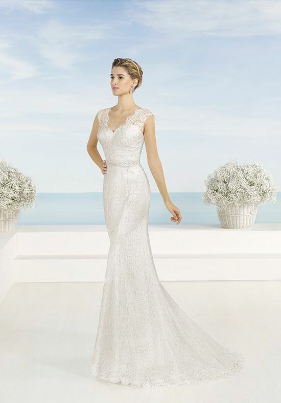 Luna Novias TEXAS Mermaid Wedding Dress