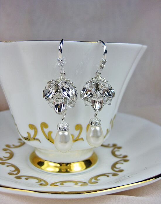 Everything Angelic Stella Earrings - e305 Wedding Earring photo
