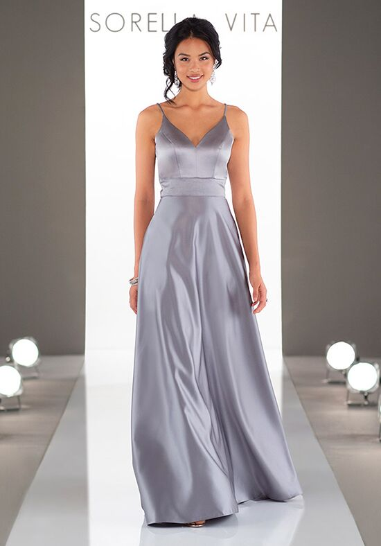 Sorella Vita 9168 V-Neck Bridesmaid Dress