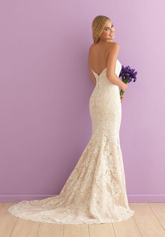 Allure Romance 2903 Wedding Dress The Knot