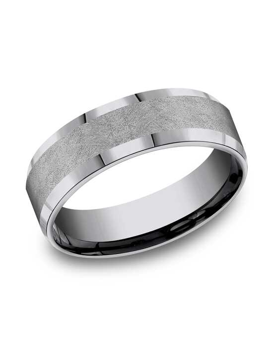 Benchmark CF67417GTA Tantalum Wedding Ring