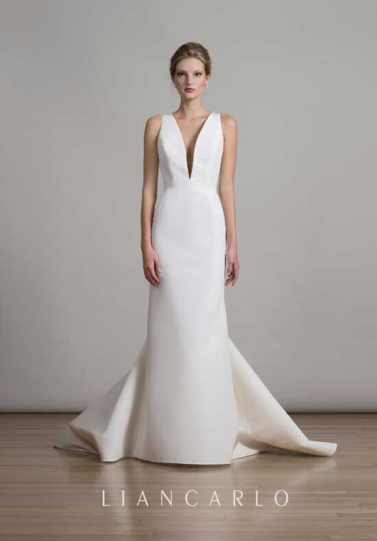 LIANCARLO 6869 Sheath Wedding Dress