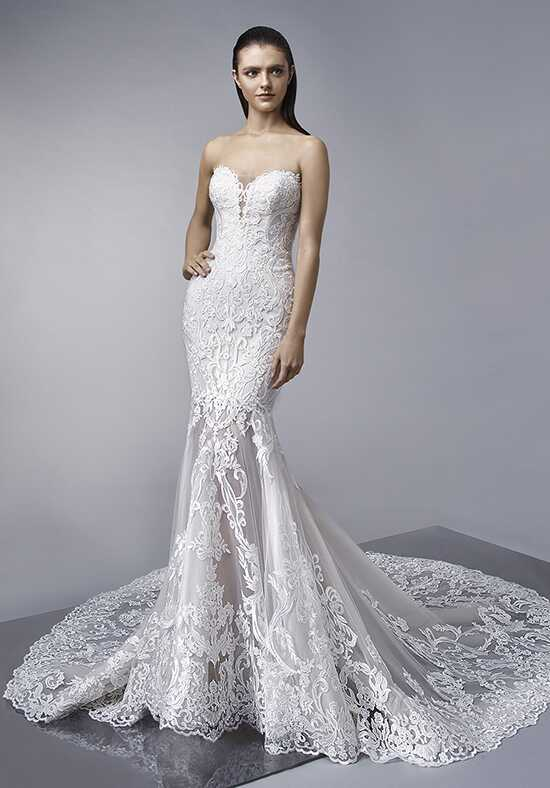 Enzoani Merrill Mermaid Wedding Dress