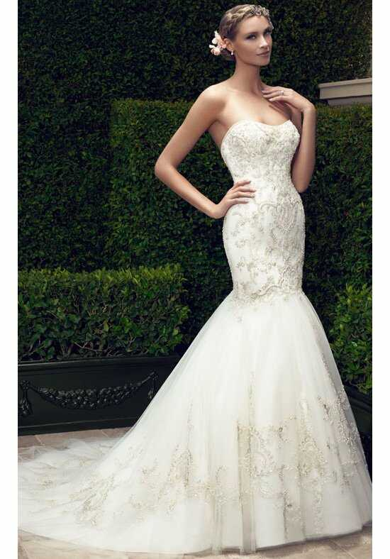 Casablanca Bridal 2197 Wedding Dress photo