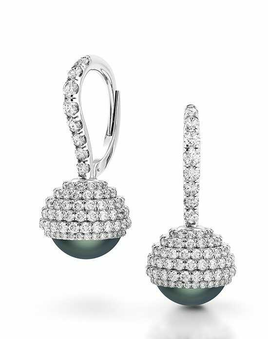 Danhov Fine Jewelry Trenta-TRH102 Wedding Earring photo