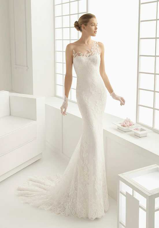 Rosa Clará DREAM Mermaid Wedding Dress