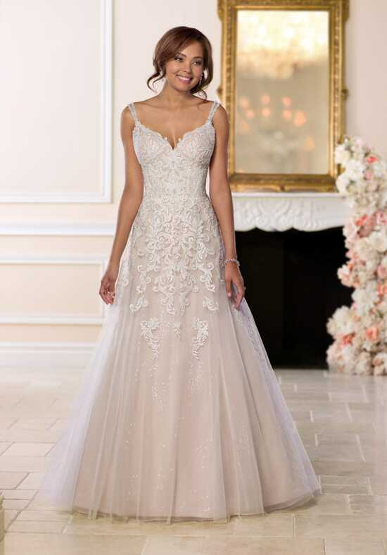 Stella York 6612 A-Line Wedding Dress