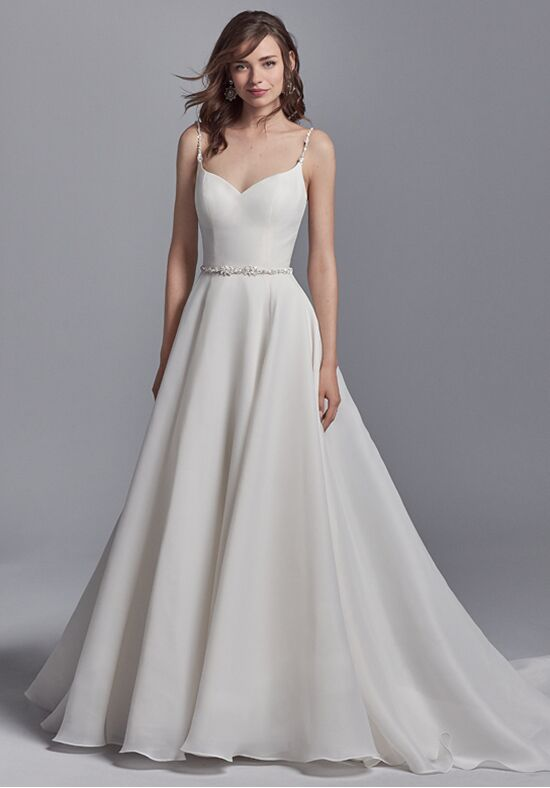 Sweetheart Wedding Dresses The Knot