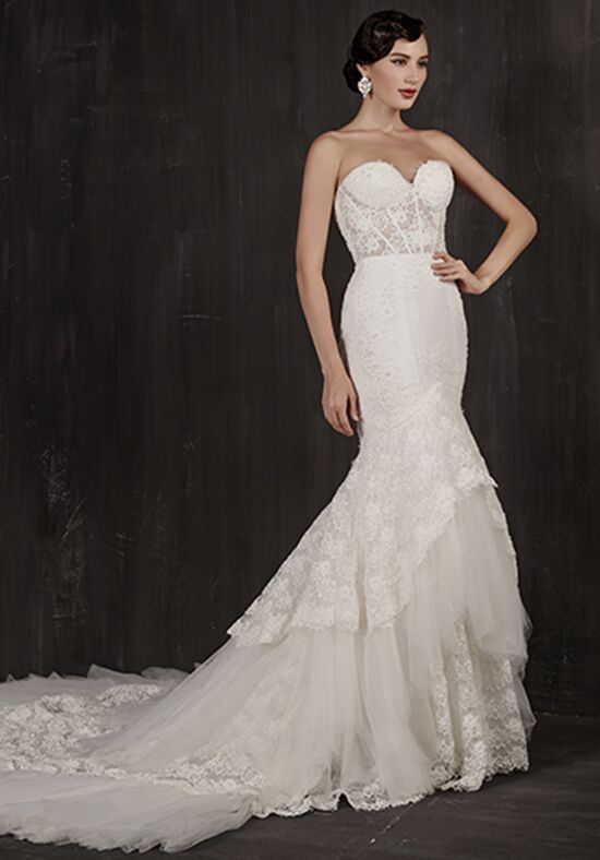 Calla Blanche 16110 Karina Mermaid Wedding Dress