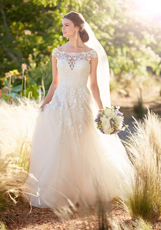 Wedding Dress Websites With Prices : Essense of australia d wedding dress the knot