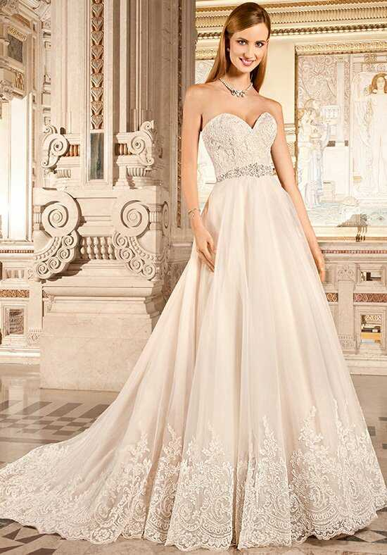 Demetrios 1479 A-Line Wedding Dress
