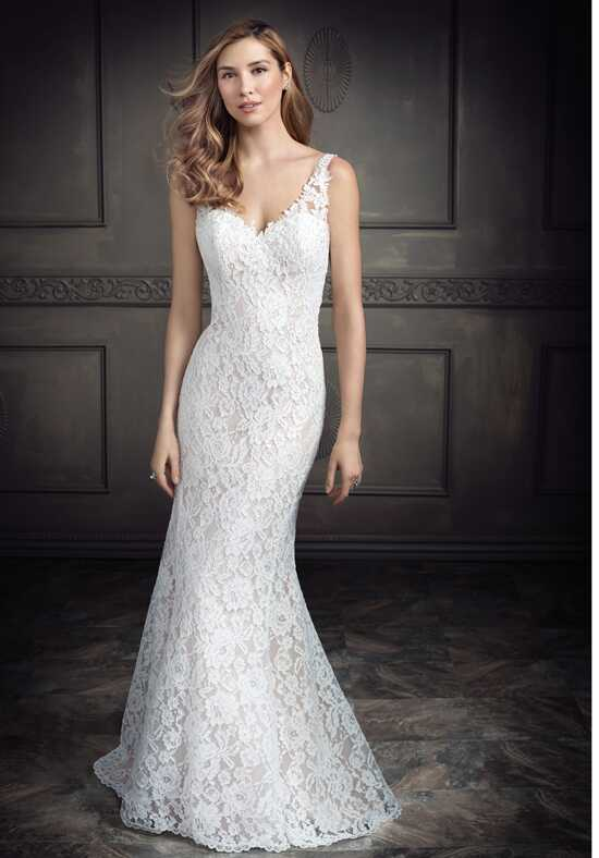 Kenneth Winston: Ella Rosa Collection BE326 Sheath Wedding Dress