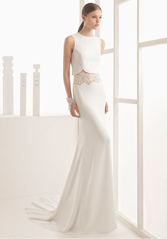 Rosa Clará Nicea Mermaid Wedding Dress